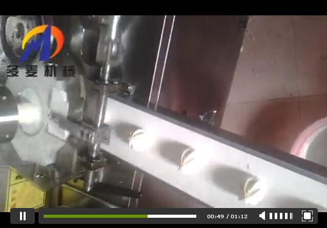玉林大洋包子铺包子机视频现场试机