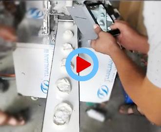 <b>白砂糖包子机现场制作视频实拍</b>